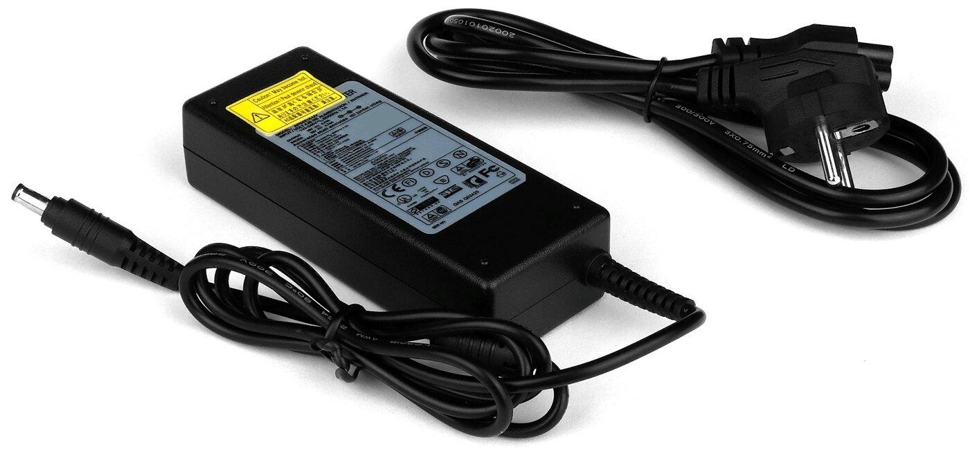 Блок питания (зарядка, сетевой адаптер) для Acer TravelMate 5742G (сетевой кабель в комплекте) — купить по выгодной цене на Яндекс.Маркете
