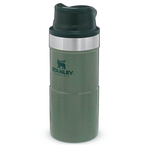 Термокружка Stanley The Trigger-Action Travel Mug 350ml Gree