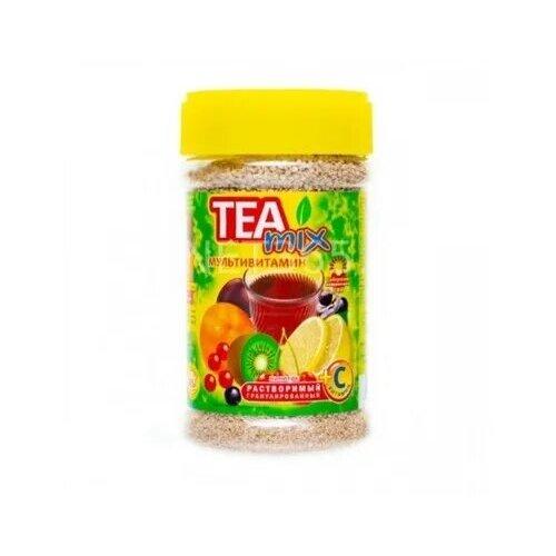 Напиток чайный гранулированный Tea mix Мультивитамин 375 г чайный напиток красный tea kir royal 180 г