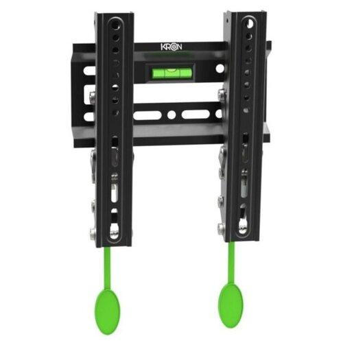 Фото - Кронштейн Onkron TM1 (до 30 кг) Black кронштейн для телевизоров onkron tm1 чёрный