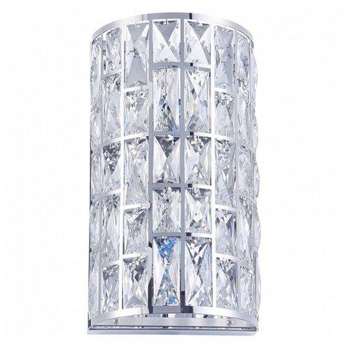 Накладной светильник Maytoni Gelid MOD184-WL-02-CH настенный светильник maytoni gelid mod184 wl 01 ch