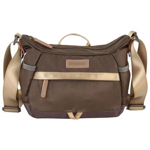 Фото - Сумка Vanguard VEO GO 21M, коричневая сумка vanguard veo select 22s зеленая