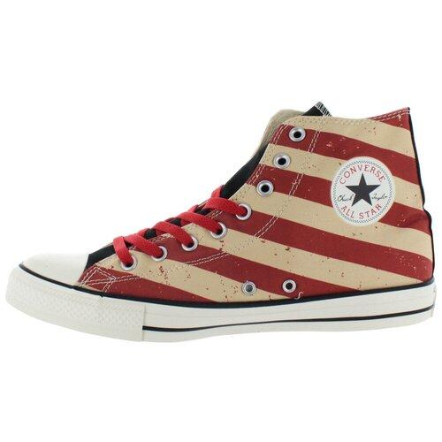 Кеды Converse Chuck Taylor All Star размер 41.5, Black/Fire Brick