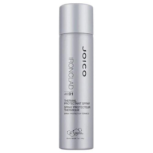 Joico Термозащитный спрей для укладки волос IronClad, слабая фиксация, 233 мл joico термозащитный спрей для укладки волос ironclad слабая фиксация 233 мл