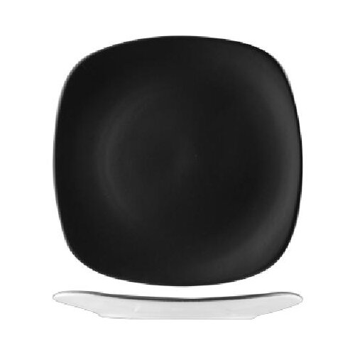 Тарелка квадратная «Даск»; фарфор, Steelite, арт. 9021 C084