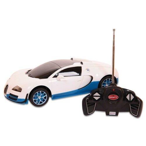 Машина р/у 1:18 Bugatti Veyron Grand Sport Vitesse, Rastar, Радиоуправляемые игрушки  - купить со скидкой