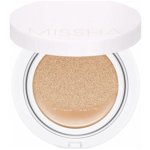 Купить Missha Тональный крем Magic Cushion Cover Lasting SPF50+/PA+++, 15 г, оттенок: 23 natural beige