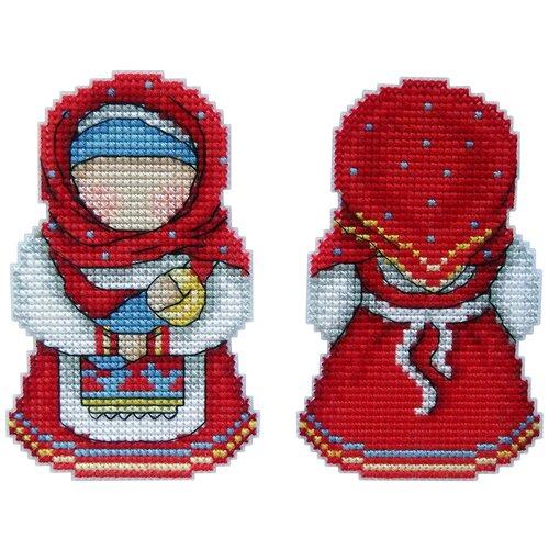 Жар-птица Набор для вышивания Оберег Материнство 11 х 6 см (Р-150)