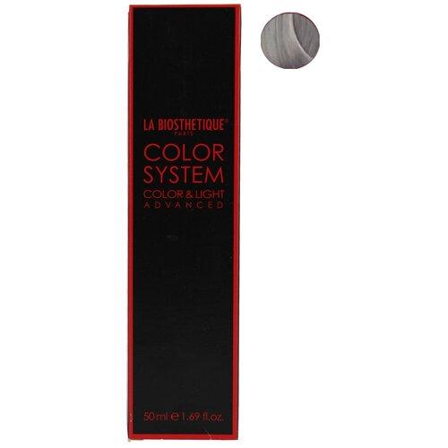 La Biosthetique Color System краситель Color & Light Advanced, пепельный, 50 мл недорого