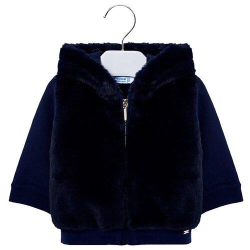 Фото - Куртка Mayoral размер 9M(74), 067 синий жилет mayoral размер 9m 74 голубой