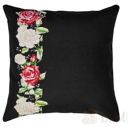 Luca-S Набор для вышивания подушки 40 х 40 см (PB170) набор для вышивания подушки collection d art 40 х 40 см 5018