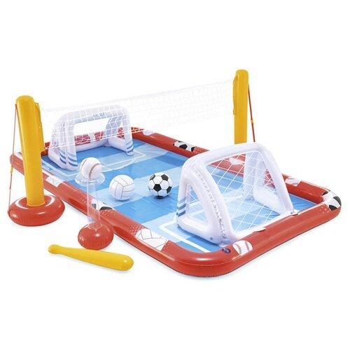 Детский бассейн Intex 325х267х102cm 57147 детский бассейн intex royal castle baby 57122