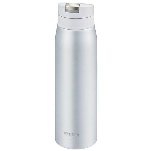 Термокружка TIGER MCX-A601, 0.6 л серебряный матовый