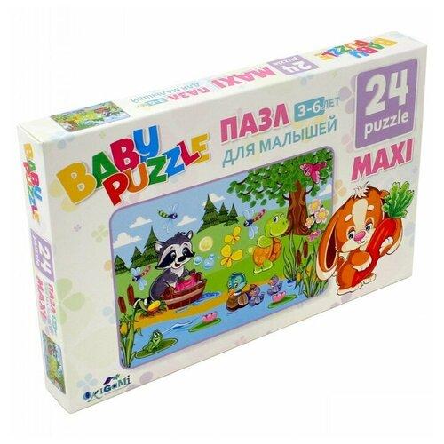 Купить Пазл Origami Большая стирка (02985), 24 дет., Пазлы