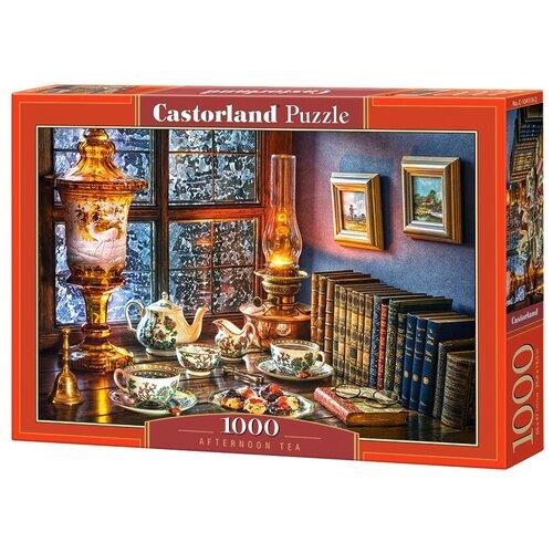 Купить Пазл Castorland Afternoon Tea (C-104116), 1000 дет., Пазлы