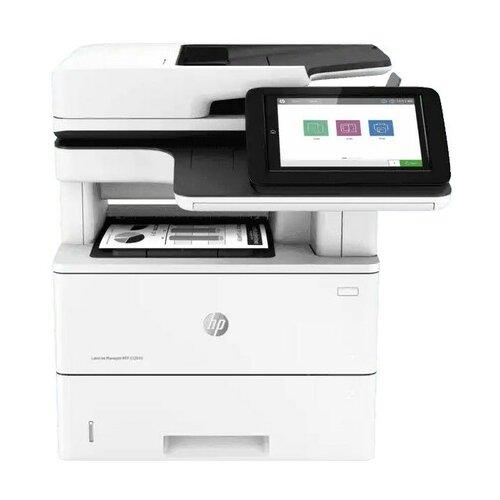 МФУ HP LaserJet Managed MFP E52645dn, белый/черный