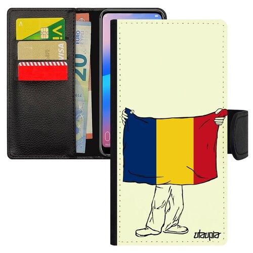 Чехол-книжка на телефон Huawei P30 Lite,