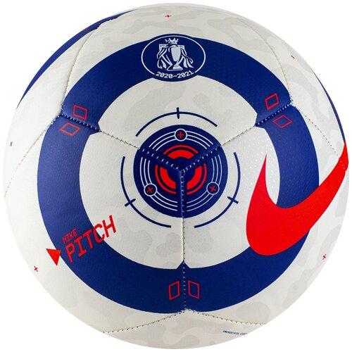Мяч футбольный NIKE Pitch PL, р.5, арт.CQ7151-103