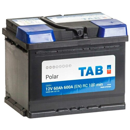 Аккумулятор TAB Polar 6СТ-60.0