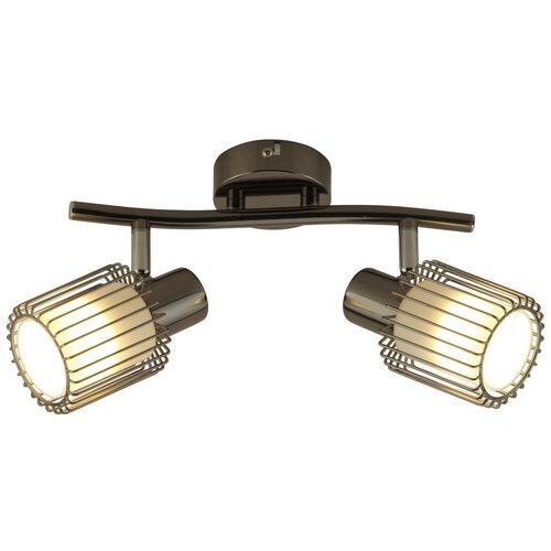 Фото - Настенно-потолочный светильник Toplight Laurine TL1252Y-02BC, E14, 80 Вт светильник без эпра toplight sharyl tl3720y 03bb 48 х 16 см e14