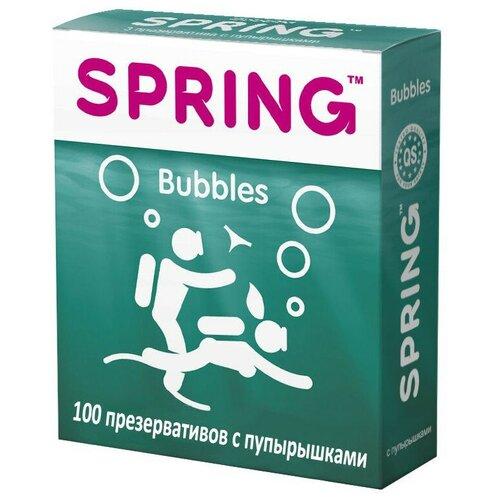 Купить Презервативы Spring Bubbles, 100 шт.