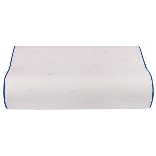 Подушка MemorySleep ортопедическая S Medium 35 х 43 см белый