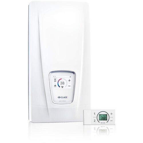 Проточный водонагреватель CLAGE DSX Touch NEW
