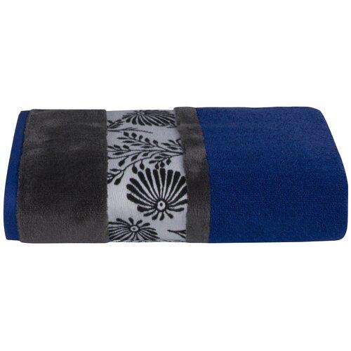 Фото - Guten Morgen полотенце Ферно банное 70х130 см синий/черный guten morgen полотенце пейсли банное 70х130 см коралл