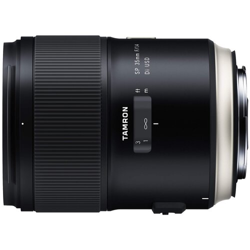 Объектив Tamron 35mm f/1.4 SP Di USD (F045) Canon EF черный