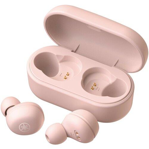Беспроводные наушники YAMAHA TW-E3A розовый