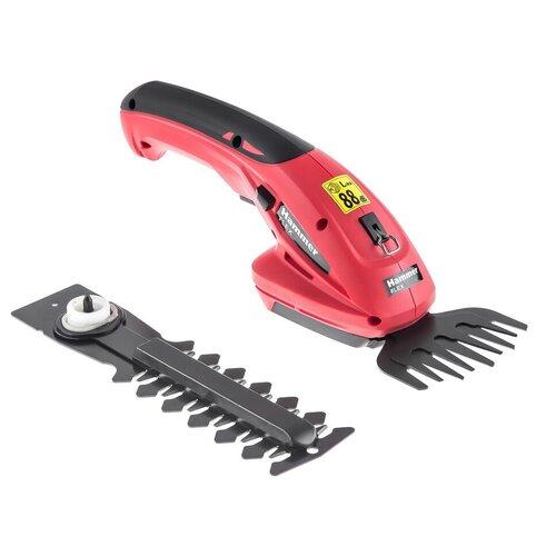 Фото - Ножницы-кусторез аккумуляторный Hammer SR7.2 12 см ножницы кусторез бензиновый echo hcr 165es 64 см