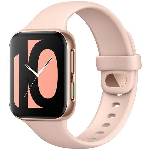 Умные часы OPPO Watch 41мм, rose gold