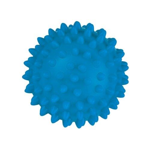 Tappi игрушки игрушка персей для собак мяч для массажа, голубой, 9,5см 85ор54, 0,116 кг