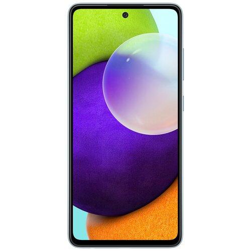 Смартфон Samsung Galaxy A52 8/256GB, синий