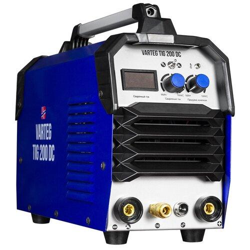 Сварочный аппарат инверторного типа Varteg TIG 200 DC TIG, MMA