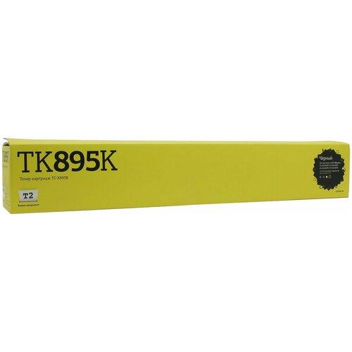 Фото - Картридж T2 TC-K895B, совместимый картридж t2 tc b2375 совместимый