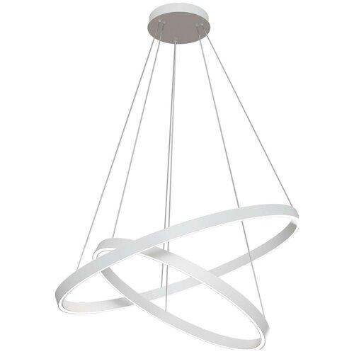 Светильник светодиодный MAYTONI Rim MOD058PL-L74W4K, LED, 88 Вт светильник светодиодный maytoni remous c045cl l9w4k led 9 вт