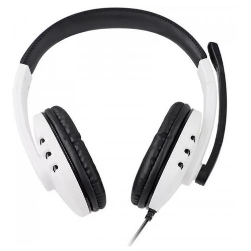 Гарнитура проводная 3 в 1 Stereo Gaming Headphone DOBE White (TY-0820) WIN/PS4/Xbox One/Switch/Android/IOS