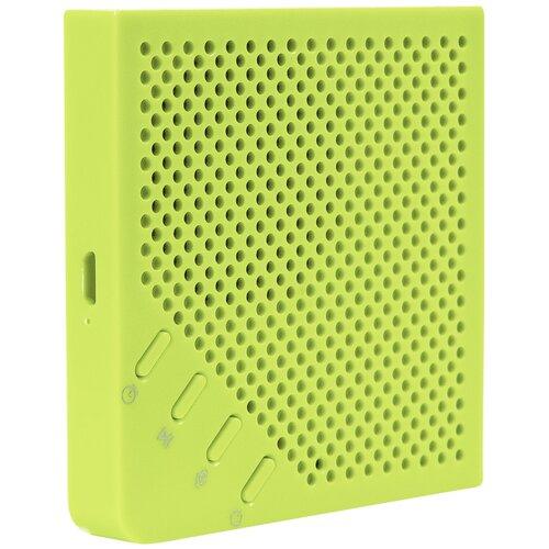 Фото - Портативная акустика Rombica Mysound Note, зеленый портативная акустика rombica mysound capella цвет зеленый
