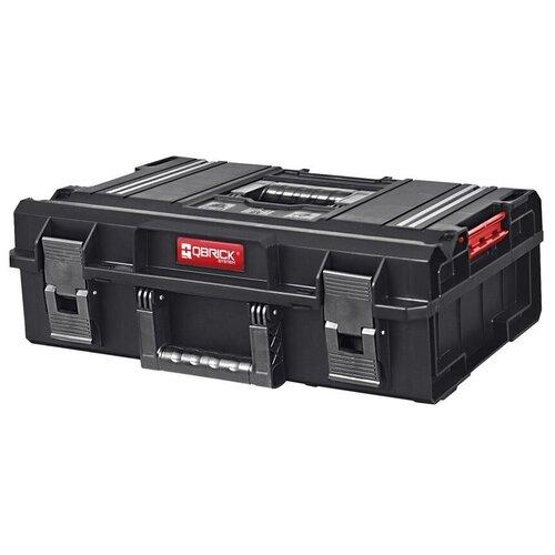 Фото - Ящик для инструментов QBRICK SYSTEM ONE 200 TECHNIK ящик для инструментов qbrick system one 200 basic 585x385x190mm 10501231