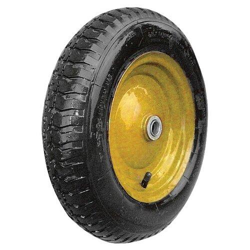Фото - Колесо для тачки FIT 77623 330 мм колесо для тачки зубр 380х16мм полиуретановое 39912 2