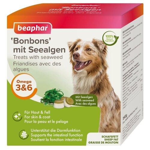Лакомство Beaphar Bonbons для собак с водорослями 245 г