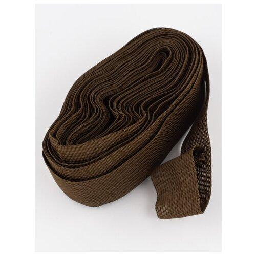 Купить Лента для рукоделия 0432 А, 32мм., 9.5м., Гамма, №001 коричневый, Gamma, Технические ленты и тесьма