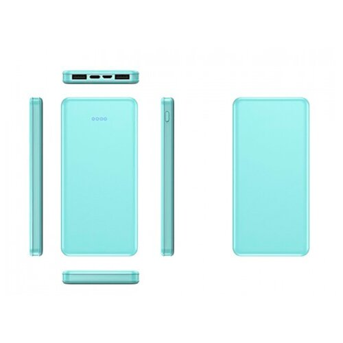 Фото - Внешний аккумулятор KS-is Power Bank KS-370 20000mAh Green пусковые провода ks ks 100a 50 2 5m