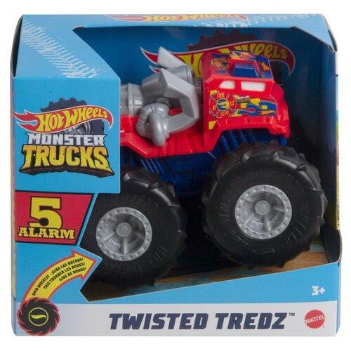 Машинка Mattel Hot Wheels Монстр трак (увеличенная) иннерционная mattel базовая машинка hot wheels tesla model 3