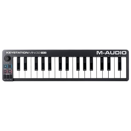 MIDI-клавиатура M-Audio Keystation Mini 32 MK3 черный