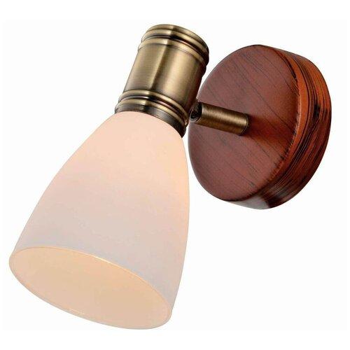 Фото - Настенный светильник Toplight Sharyl TL3720Y-01BB, 40 Вт светильник без эпра toplight sharyl tl3720y 03bb 48 х 16 см e14