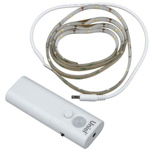 Светодиодная лента Uniel ULS-R22-1.5W/4000K/1.0M/2AA IP65 Wh