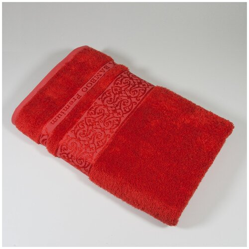 Бамбуковое полотенце Турция Cestepe Premium 70x140 - Сиреневое