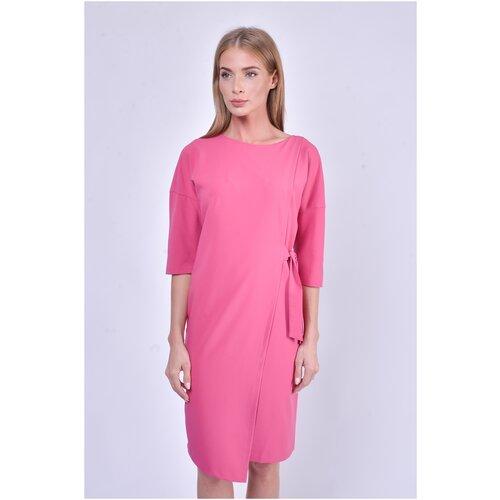 платье befree 1911097509 женское цвет зеленый 17 однотонный р р 48 l 170 Женское розовое платье Тамбовчанка р.48